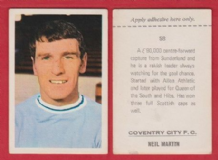 Coventry City Neil Martin Scotland 58